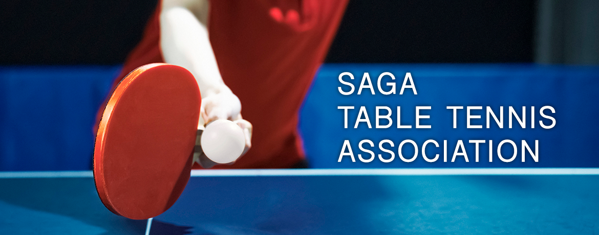 saga table tennis association